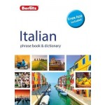 Berlitz Phrase Book & Dictionary Italian