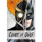 DC COMICS NOVELS - BATMAN: THE COURT OF