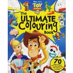 Disney Pixar Toy Story 4 Ultimate Colouring Book