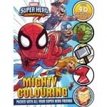 MARVEL SUPER HERO ADVENTURES MIGHTY COLO