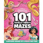 DISNEY PRINCESS: 101 TOTALLY TWISTY MAZE