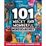 Disney Classics: 101 Wacky and Wonderful Wordsearches
