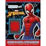 Marvel Spider-Man: Scratch Art Activity Book