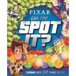 Disney Pixar Spot It! Activity Book