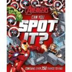 Marvel Avengers Spot It! Activity Book