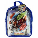 MARVEL AVENGERS MY MEGA BACKPACK (With Proper Bag)