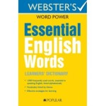 Webster's Essential English Words