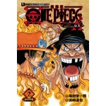 ONE PIECE novel 航海王小說 A 2 新世界篇 02