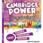 CAMBRIDGE POWER : VOCABULARY