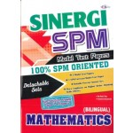 SINERGI KERTAS MODEL SPM MATHS
