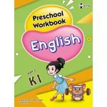 K1 Preschool Workbook English