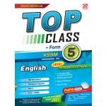 TINGKATAN 5 TOP CLASS ENGLISH