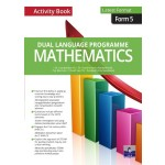 TINGKATAN 5 DUAL LANGUAGE PROGRAMME MATHEMATICS ACTIVITY BOOKK