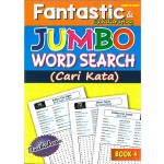 F&E JUMBO WORD SEARCH 4