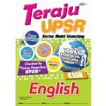 UPSR Teraju Kertas Model Cemerlang English