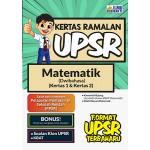 UPSR Kertas Ramalan Matematik