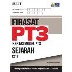 FIRASAT KERTAS MODEL PT3 SEJARAH
