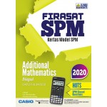 FIRASAT SPM KERTAS MODEL SPM ADDITIONAL MATHEMATICS (BILINGUAL)