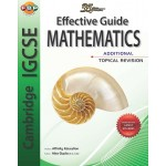 Cambridge IGCSE : Effective Guide Additional Mathematics