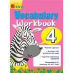 P4 Vocabulary Workbook 4