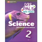 Book 2 My Pals Are Here! Science International  (2nd Edition)