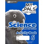 Book 6 My Pals Are Here! Science International  Activity Book (2nd Edition)