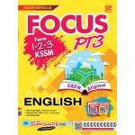 PT3 FOCUS ENGLISH