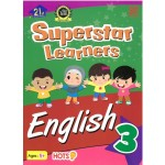 SUPERSTAR LEARNERS-ENGLISH 3