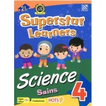 SUPERSTAR LEARNERS-SCIENCE/SAINS 4(DWI)