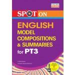 PT3 Spot On English Model Compositions & Summaries