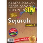 Penggal 3 STPM KSPTL 2013-2018 Sejarah