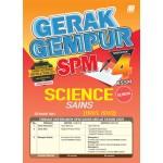TINGKATAN 4 GERAK GEMPUR SPM SCIENCE(BILINGUAL)