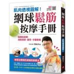 網球鬆筋按摩手冊:肌肉透視圖解!鬆開肌筋膜,消除肩頸、腰背、手腳痠痛,物理治療師的痠痛自救療法