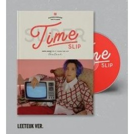 SUPER JUNIOR – 9TH ALBUM: TIME SLIP (LEE TEUK VER.)