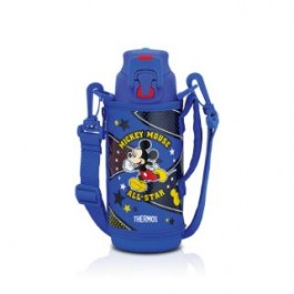 THERMOS DISNEY MICKEY SPORT BOTTLE WITH POUCH 500ML