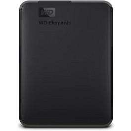 """WESTERN DIGITAL ELEMENTS 2.5"""" 1.5TB BLACK"""
