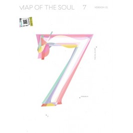 BTS - MAP OF THE SOUL 7 (VERSION 1)