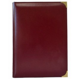 Corporate Planner - Bonded Paper Based - Red Colour
