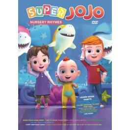 SUPER JOJO - NURSERY RHYMES (DVD)
