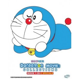 DORAEMON MOVIE COLL: MV1-39+2SPEC(14DVD)