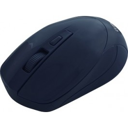CLIPTEC RZS858 VELOCITY WIRELESS MOUSE - BLUE