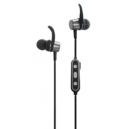 CLIPTEC BBE101 SPORTS EARPHONE GREY