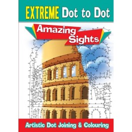 Extreme Dot to Dot: Amazing Sights