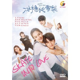 冰糖炖雪梨 SKATE INTO LOVE (10DVD)