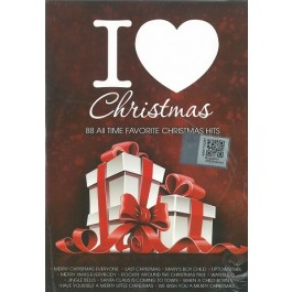 I LOVE CHRISTMAS (3CD)