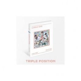Wanna One - 1÷Χ=1 Undivided (3rd Mini Album)- Triple position