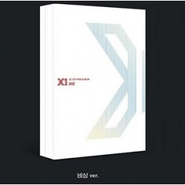 X1 - 1st Mini Album: 비상-Quantum Leap (Quantum version)