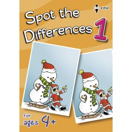 Spot the Differences - Book 1