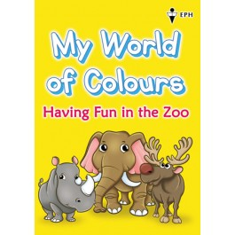 My World of Colours - Having Fun in the Zoo