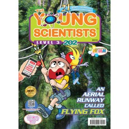 THE YOUNG SCIENTISTS LEVEL 3 ISSUE 202